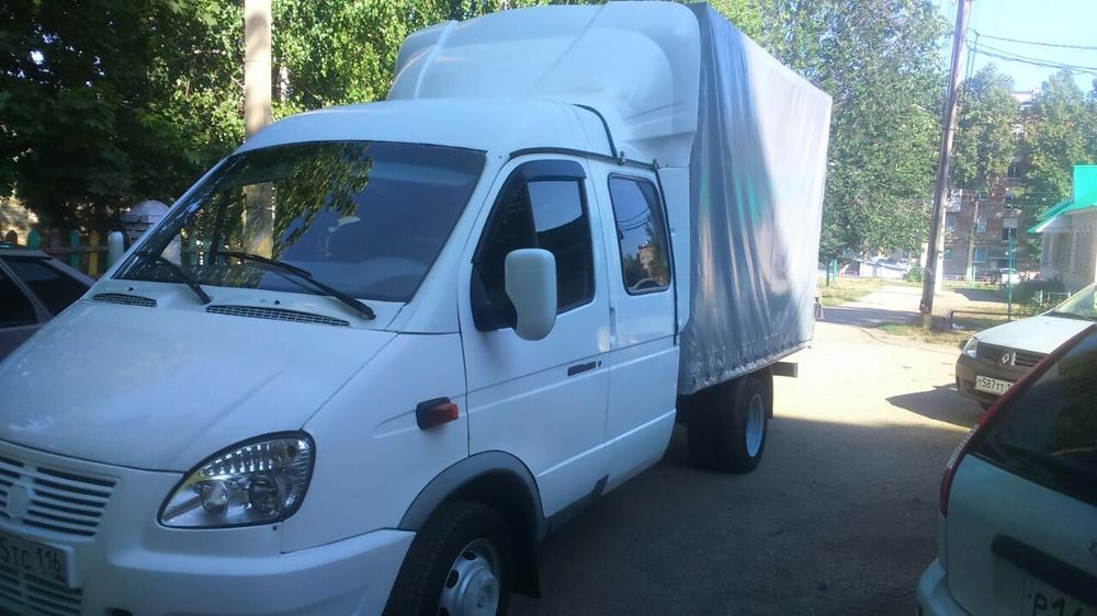 Подержанный ГАЗ Газель, отличное состояние, белый матовый, 2006 года выпуска, цена 290 000 руб. в республике Татарстане