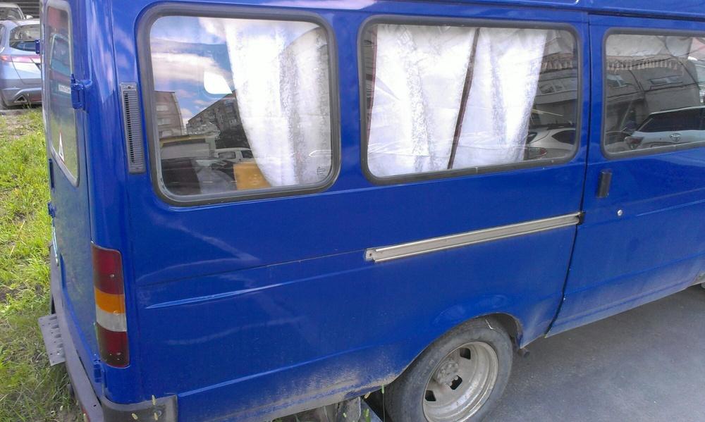 Подержанный ГАЗ Газель, хорошее состояние, синий , 1996 года выпуска, цена 50 000 руб. в ао. Ханты-Мансийском Автономном округе - Югре