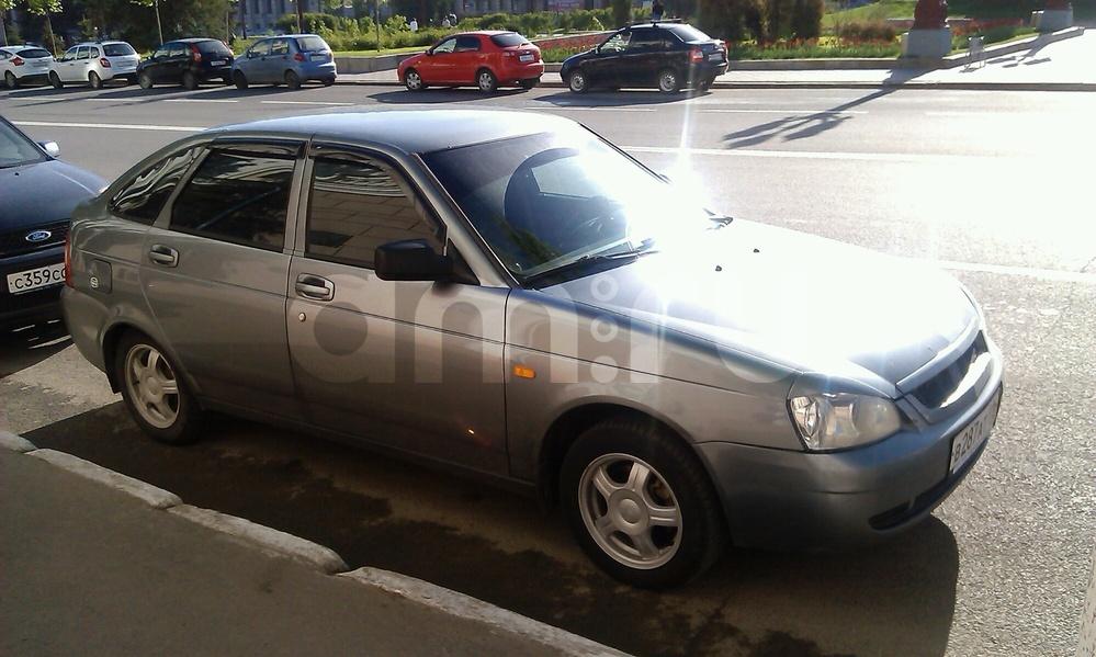 Подержанный Daewoo Nexia, хорошее состояние, серый , 2010 года выпуска, цена 175 000 руб. в республике Татарстане