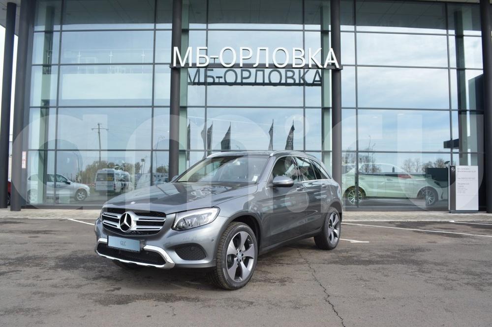 Новый авто Mercedes-Benz GLC-Класс, серый металлик, 2016 года выпуска, цена 3 620 000 руб. в автосалоне МБ-Орловка (Набережные Челны, тракт Мензелинский, д. 24)