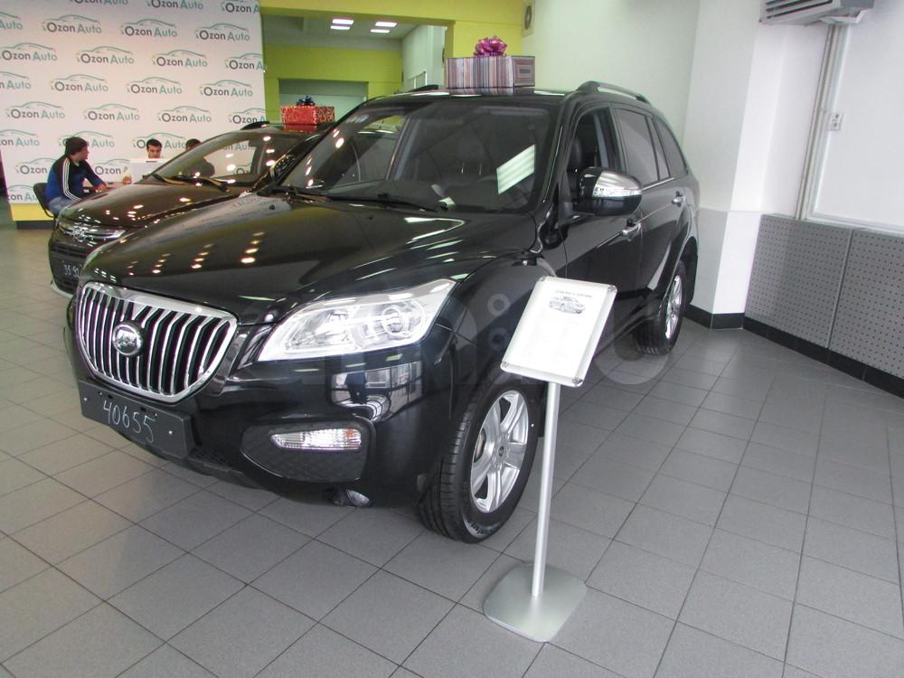 Lifan X60 с пробегом, черный , отличное состояние, 2015 года выпуска, цена 586 000 руб. в автосалоне  ()