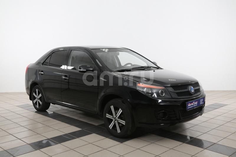 Geely GC6 с пробегом, черный акрил, отличное состояние, 2014 года выпуска, цена 320 000 руб. в автосалоне  ()