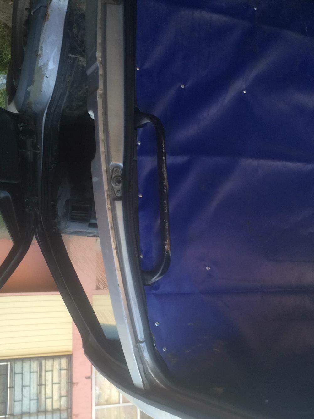 Подержанный ГАЗ Соболь, среднее состояние, серебряный , 2004 года выпуска, цена 85 000 руб. в ао. Ханты-Мансийском Автономном округе - Югре