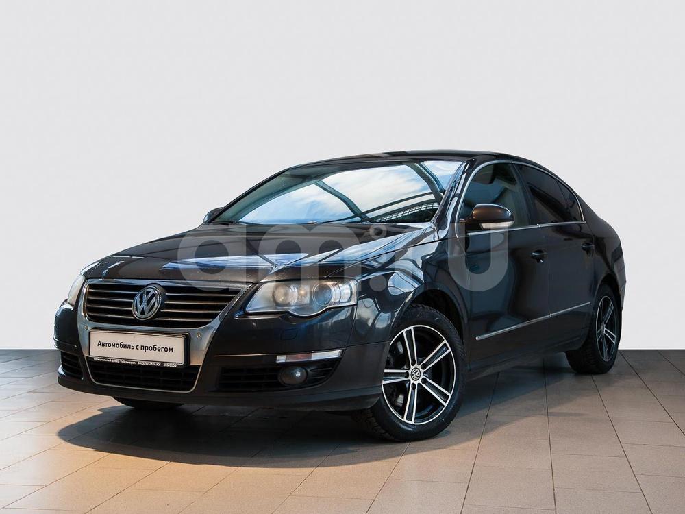 Volkswagen Passat с пробегом, коричневый металлик, отличное состояние, 2010 года выпуска, цена 475 000 руб. в автосалоне  ()