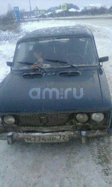 Подержанный ВАЗ (Lada) 2106, среднее состояние, зеленый , 1994 года выпуска, цена 25 000 руб. в Тюмени