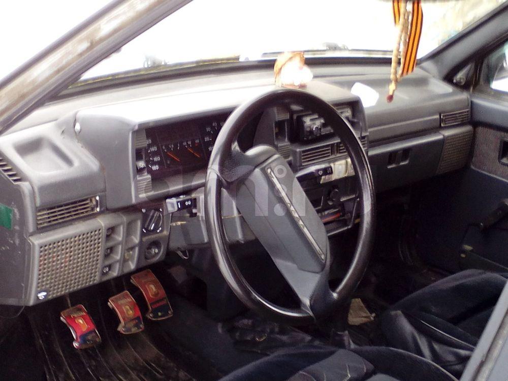 Подержанный ВАЗ (Lada) 2109, хорошее состояние, голубой металлик, 2003 года выпуска, цена 80 000 руб. в Смоленской области