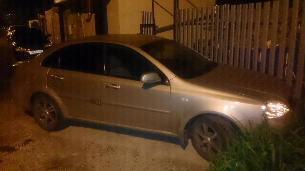 Подержанный Chevrolet Lacetti, хорошее состояние, бежевый , 2006 года выпуска, цена 190 000 руб. в Самаре