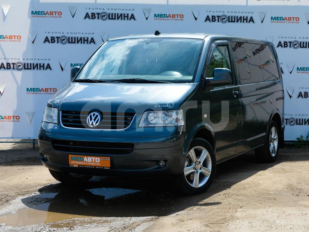 Volkswagen Multivan с пробегом, серый , отличное состояние, 2008 года выпуска, цена 930 000 руб. в автосалоне Мега Авто Калуга (Калуга, ул. Зерновая, д. 28)