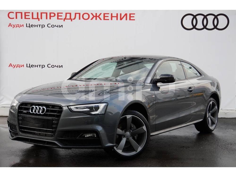 Новый авто Audi A5, серый , 2016 года выпуска, цена 2 650 000 руб. в автосалоне  ()