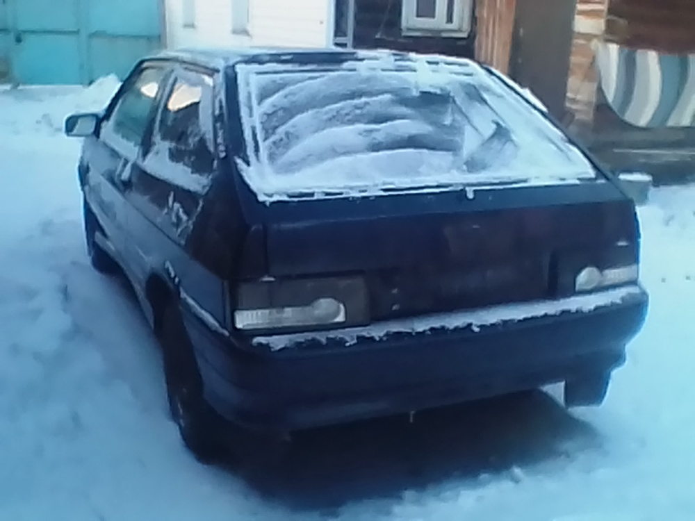 Подержанный ВАЗ (Lada) 2113, хорошее состояние, черный металлик, 2006 года выпуска, цена 65 000 руб. в Челябинской области