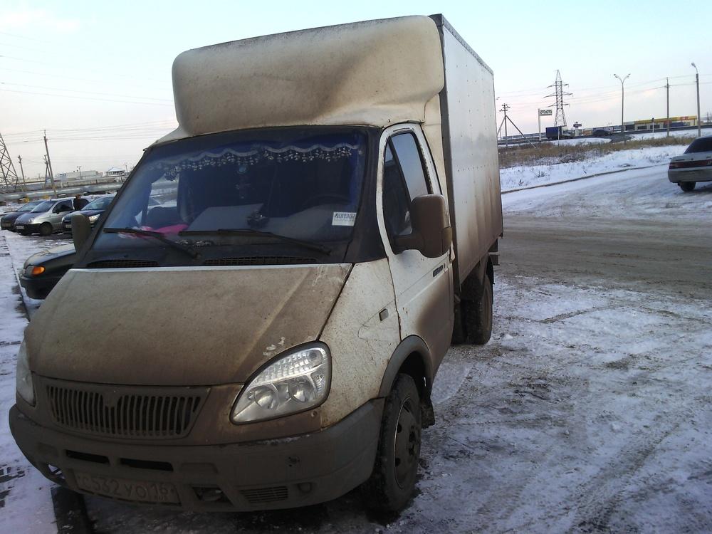 Подержанный ГАЗ Газель, хорошее состояние, белый , 2003 года выпуска, цена 140 000 руб. в республике Татарстане