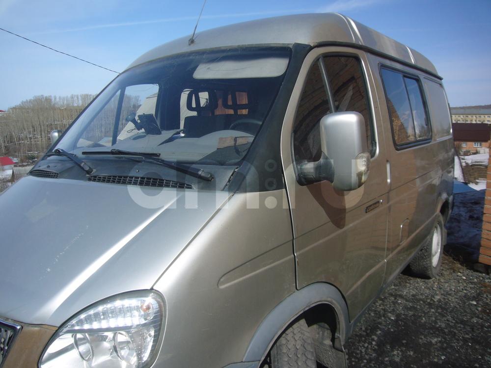 Подержанный ГАЗ Соболь, хорошее состояние, серебряный , 2008 года выпуска, цена 245 000 руб. в Кемеровской области