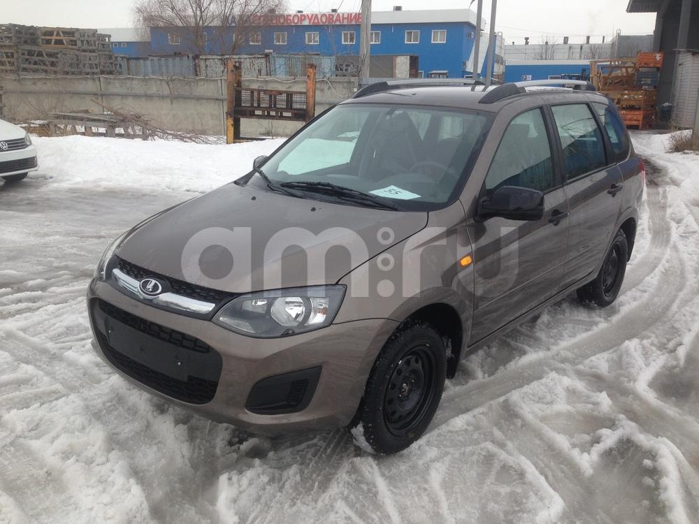 ВАЗ (Lada) Kalina с пробегом, коричневый , отличное состояние, 2015 года выпуска, цена 448 000 руб. в автосалоне  ()
