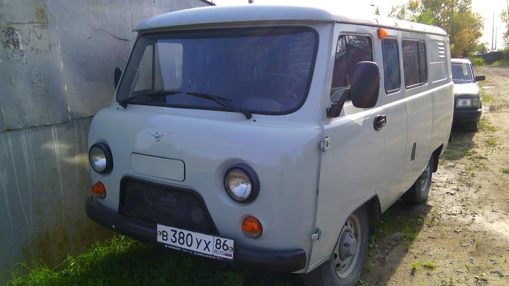 Подержанный УАЗ 3909, хорошее состояние, серый , 2011 года выпуска, цена 315 000 руб. в ао. Ханты-Мансийском Автономном округе - Югре