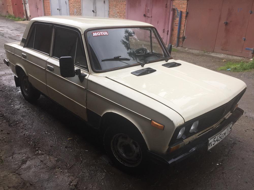 Подержанный ВАЗ (Lada) 2106, среднее состояние, бежевый , 1993 года выпуска, цена 25 000 руб. в Челябинской области
