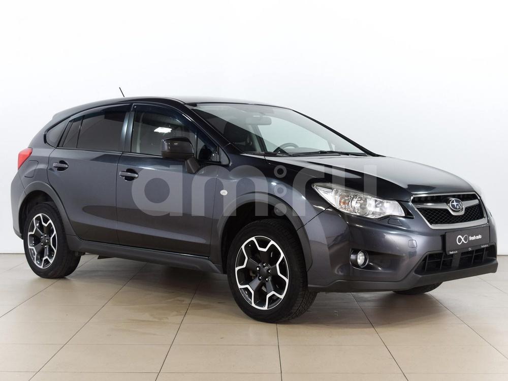 Subaru XV с пробегом, серый , отличное состояние, 2011 года выпуска, цена 760 000 руб. в автосалоне FRESH Воронеж (Воронеж, ул. Антонова-Овсеенко, д. 35Л)