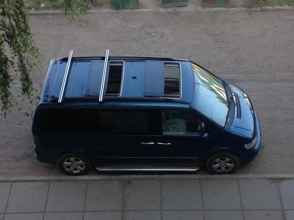 Подержанный Mercedes-Benz Vito, отличное состояние, зеленый металлик, 1999 года выпуска, цена 800 000 руб. в республике Татарстане