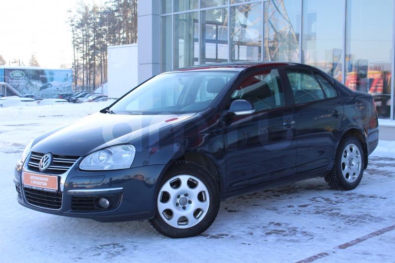 Volkswagen Jetta с пробегом, синий , отличное состояние, 2008 года выпуска, цена 420 000 руб. в автосалоне  ()