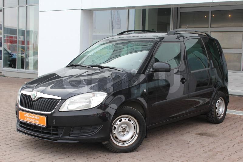 Skoda Roomster с пробегом, черный , отличное состояние, 2012 года выпуска, цена 389 000 руб. в автосалоне  ()