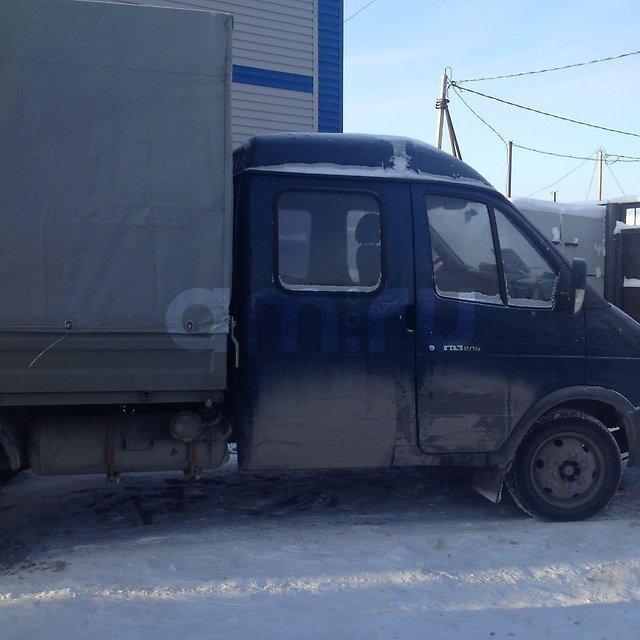 Подержанный ГАЗ Газель, хорошее состояние, синий , 2007 года выпуска, цена 290 000 руб. в ао. Ханты-Мансийском Автономном округе - Югре