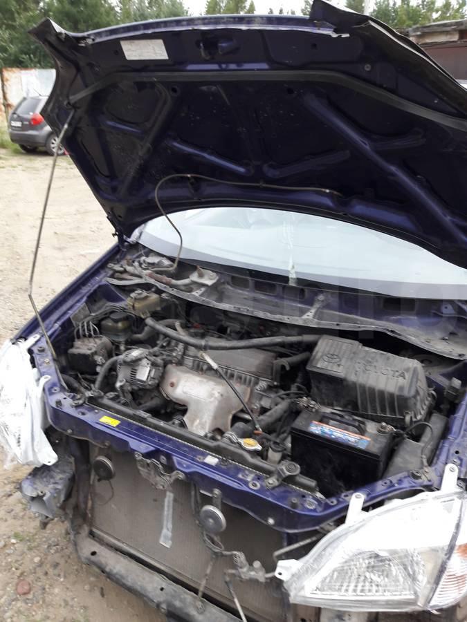 Подержанный Toyota Nadia, битый состояние, синий , 1998 года выпуска, цена 150 000 руб. в Иркутской области