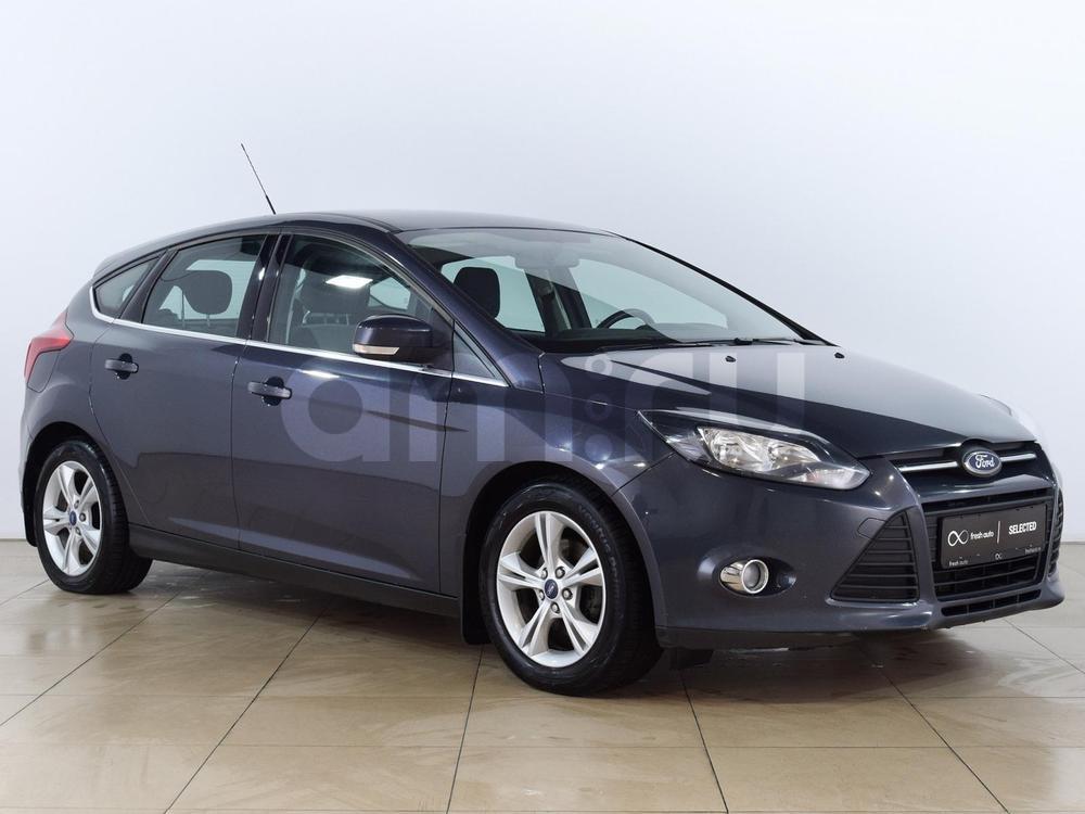 Ford Focus с пробегом, серый , отличное состояние, 2012 года выпуска, цена 549 000 руб. в автосалоне  ()
