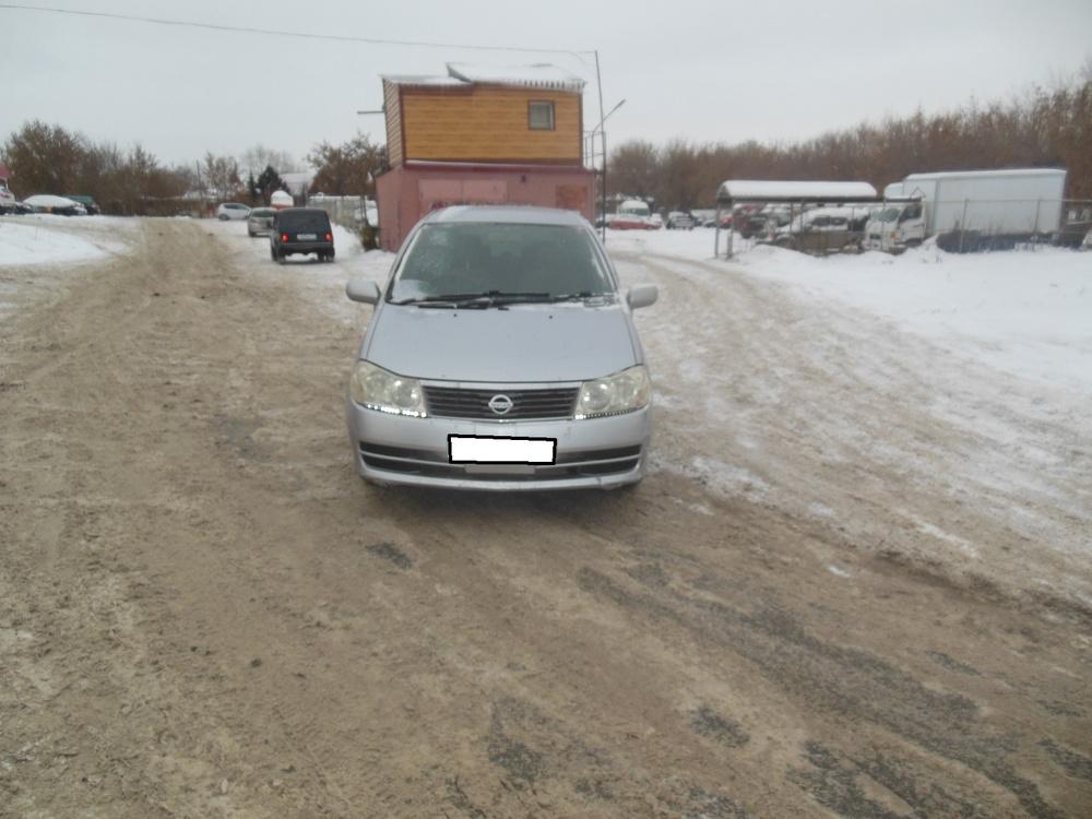 Nissan Liberty с пробегом, серебряный металлик, хорошее состояние, 2001 года выпуска, цена 170 000 руб. в автосалоне  ()