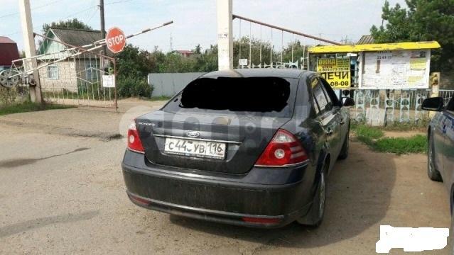 Подержанный Ford Mondeo, хорошее состояние, черный , 2006 года выпуска, цена 330 000 руб. в республике Татарстане