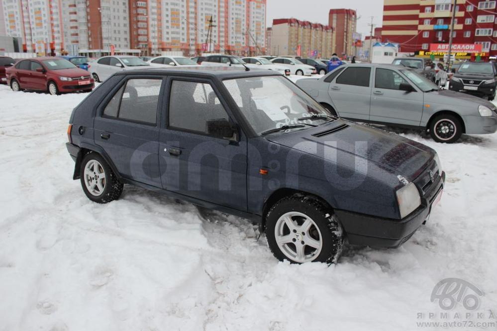Skoda Favorit с пробегом, синий , отличное состояние, 1994 года выпуска, цена 99 000 руб. в автосалоне  ()