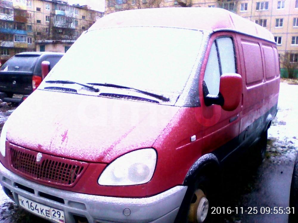 Подержанный ГАЗ Газель, хорошее состояние, бордовый , 2005 года выпуска, цена 110 000 руб. в Архангельске