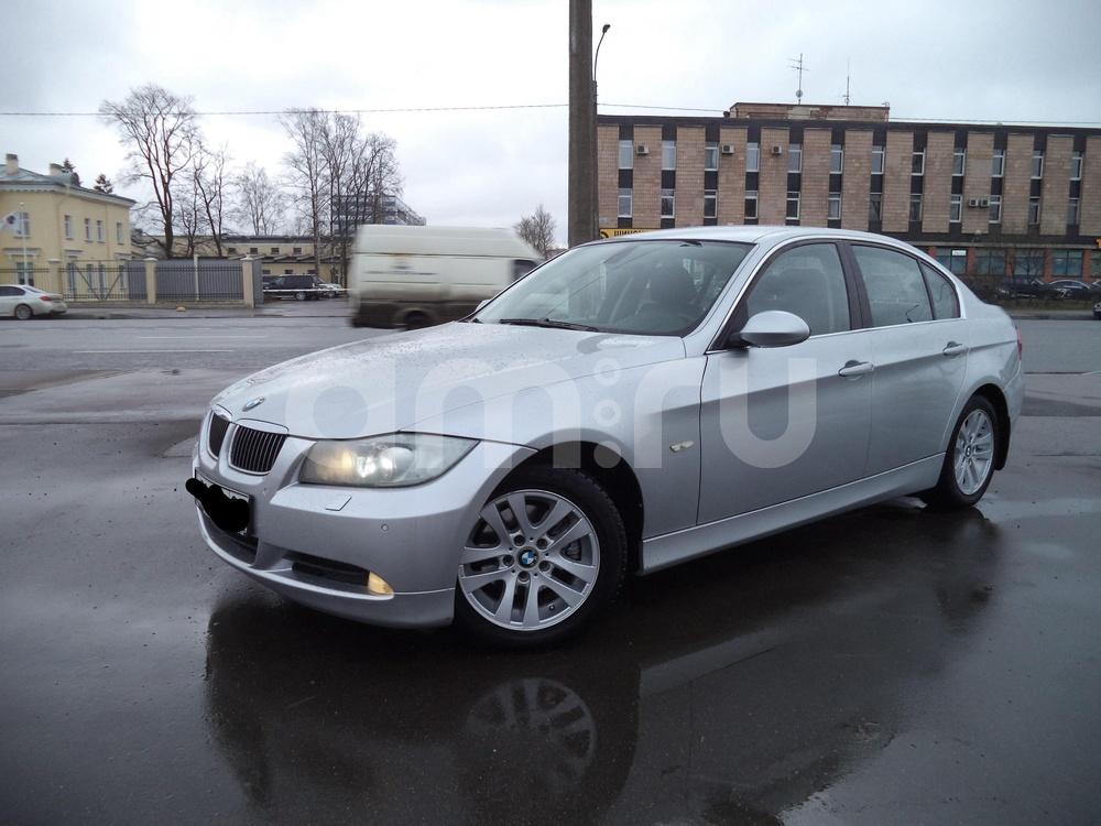 BMW 3 серия с пробегом, серебряный металлик, отличное состояние, 2006 года выпуска, цена 499 000 руб. в автосалоне Инфо Кар Плюс (Санкт-Петербург, дорога на Турухтанные острова, д. 10)
