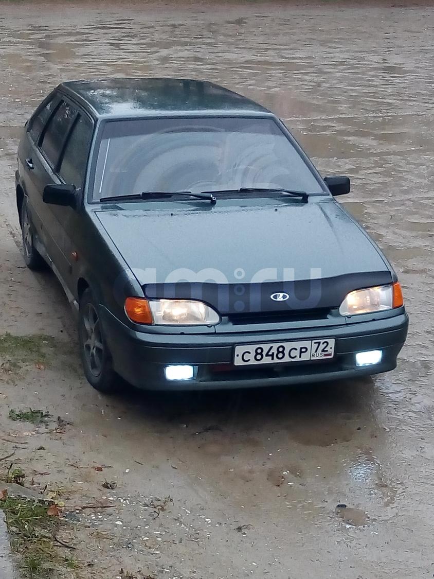 Подержанный ВАЗ (Lada) 2114, хорошее состояние, зеленый , 2010 года выпуска, цена 205 000 руб. в ао. Ханты-Мансийском Автономном округе - Югре