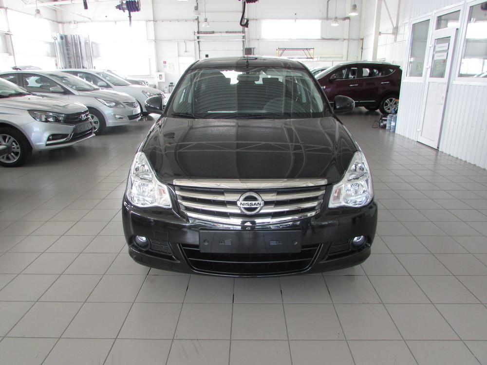 Nissan Almera с пробегом, черный металлик, отличное состояние, 2016 года выпуска, цена 658 000 руб. в автосалоне  ()