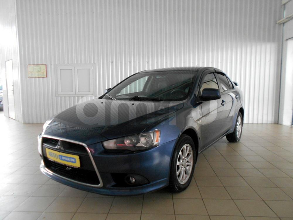 Mitsubishi Lancer с пробегом, синий , отличное состояние, 2011 года выпуска, цена 440 000 руб. в автосалоне  ()