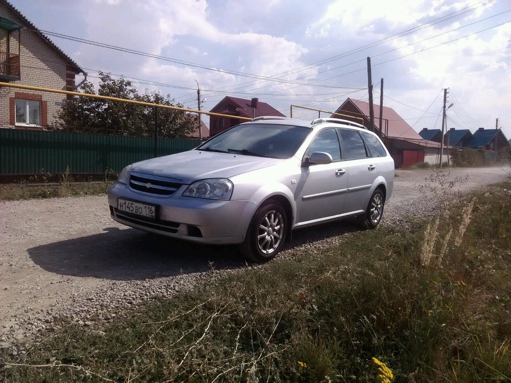 Подержанный Chevrolet Lacetti, хорошее состояние, серебряный , 2007 года выпуска, цена 245 000 руб. в республике Татарстане