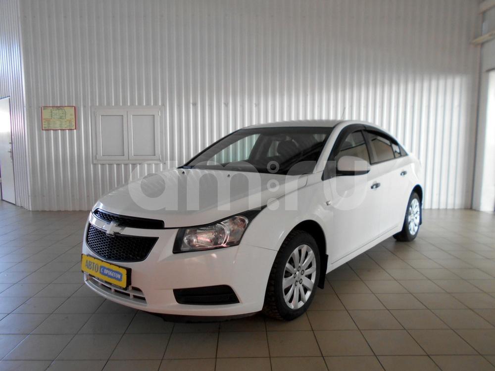 Chevrolet Cruze с пробегом, белый , отличное состояние, 2011 года выпуска, цена 390 000 руб. в автосалоне  ()