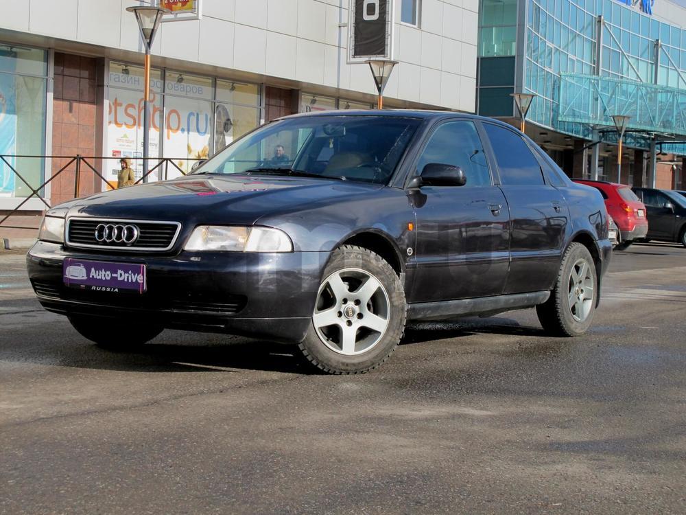Audi A4 с пробегом, коричневый , отличное состояние, 1995 года выпуска, цена 159 000 руб. в автосалоне  ()