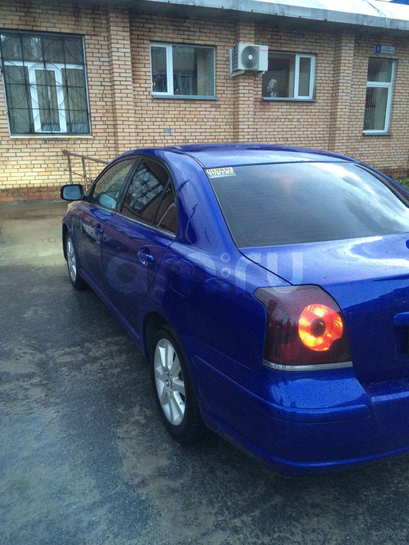 Подержанный Toyota Avensis, отличное состояние, синий , 2008 года выпуска, цена 525 000 руб. в ао. Ханты-Мансийском Автономном округе - Югре