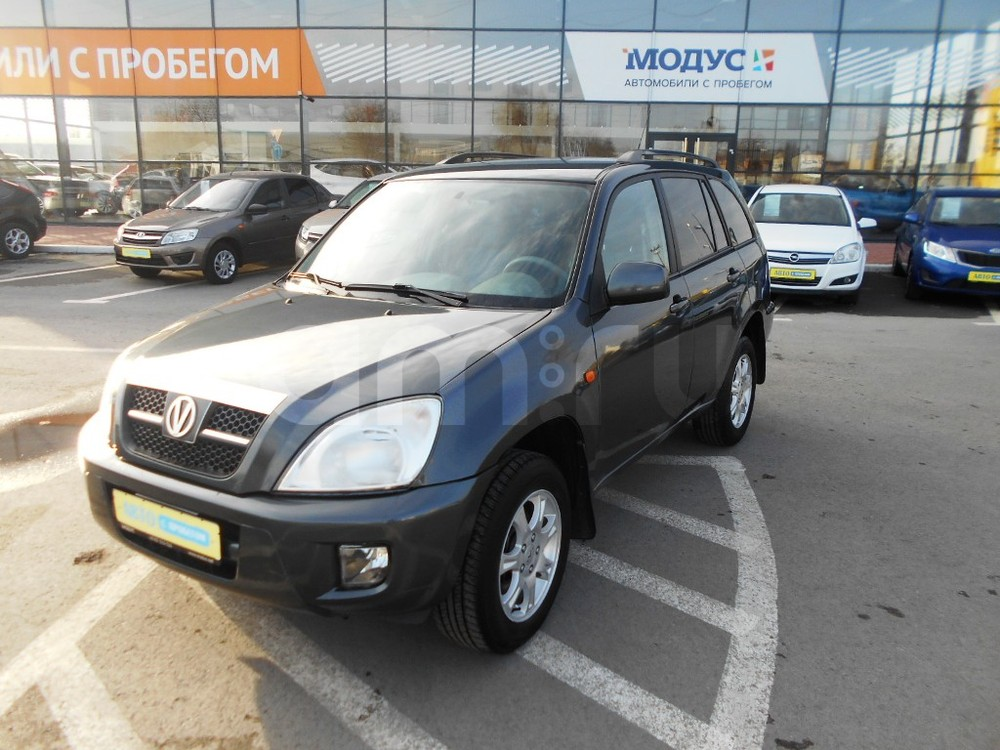 Vortex Tingo с пробегом, серый , отличное состояние, 2011 года выпуска, цена 335 000 руб. в автосалоне  ()