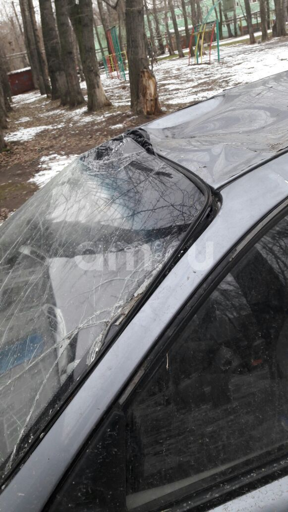 Подержанный Chevrolet Aveo, битый состояние, серый , 2006 года выпуска, цена 40 000 руб. в республике Татарстане