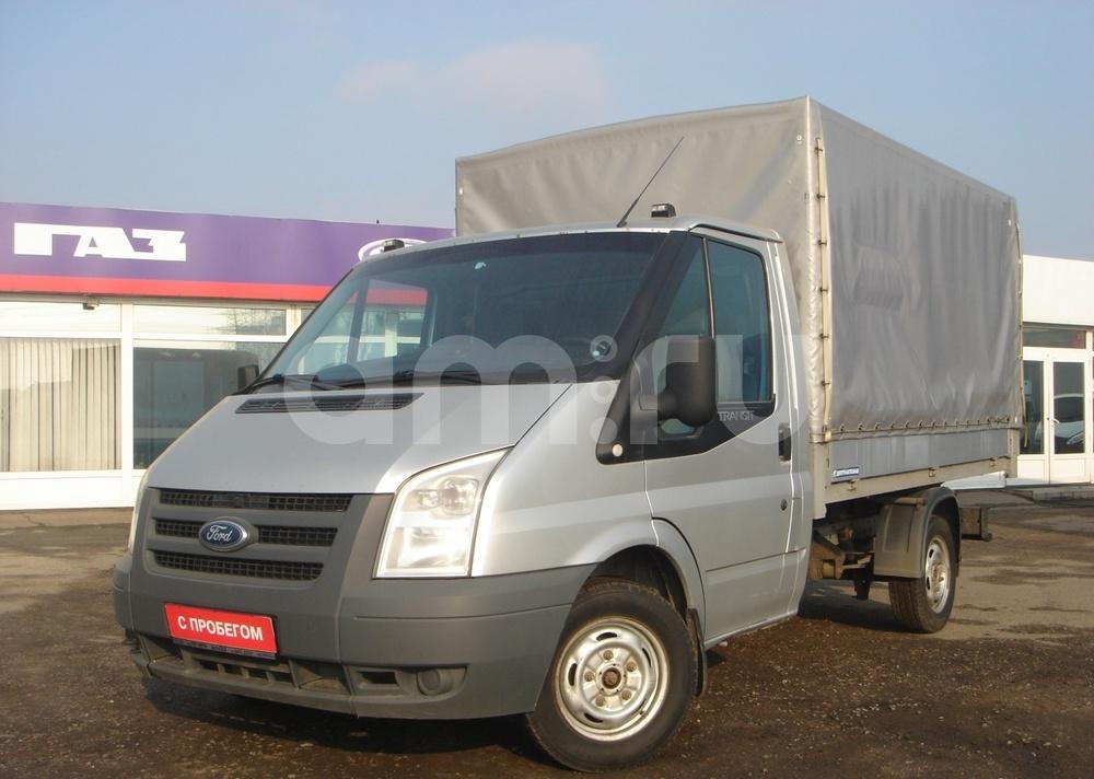 Ford Transit с пробегом, серебряный , отличное состояние, 2011 года выпуска, цена 590 000 руб. в автосалоне  ()