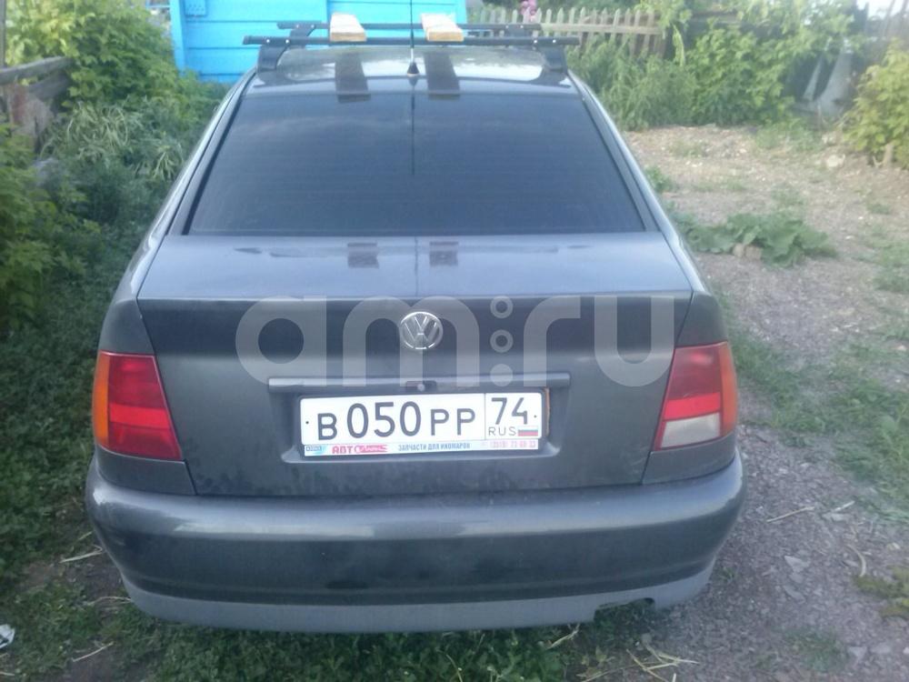 Подержанный Volkswagen Polo, отличное состояние, серый , 1999 года выпуска, цена 120 000 руб. в Челябинской области