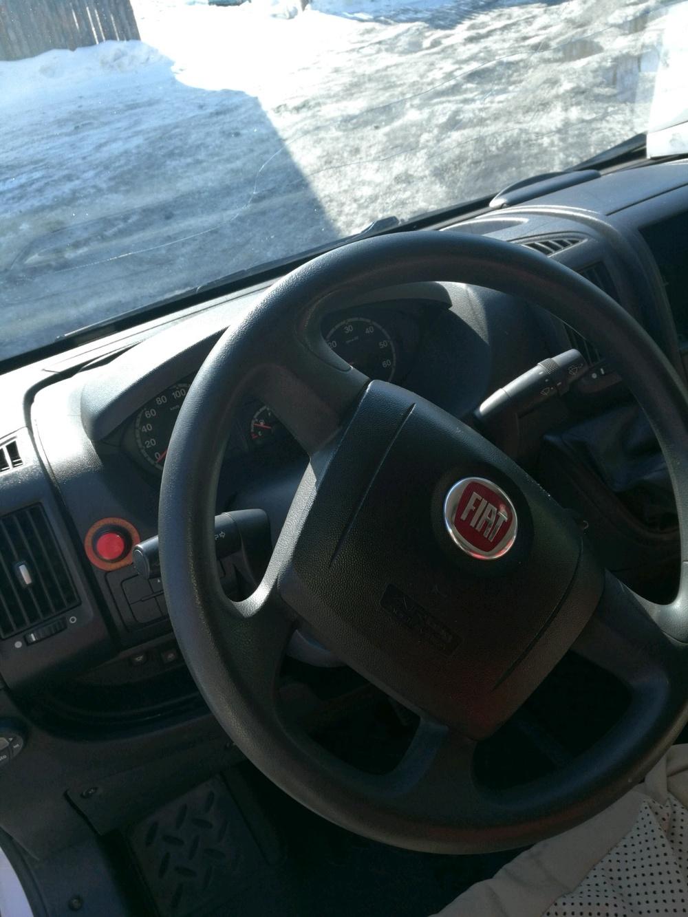 Подержанный Fiat Ducato, отличное состояние, белый , 2012 года выпуска, цена 680 000 руб. в Омске