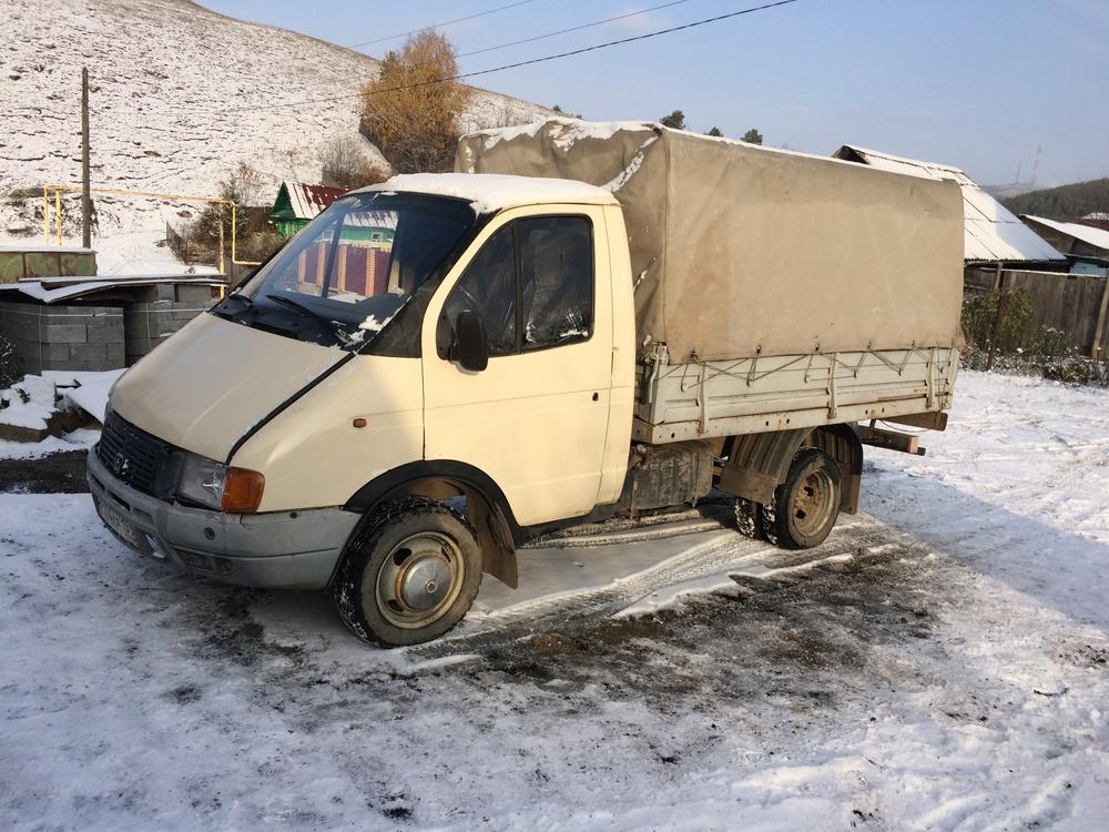 Подержанный ГАЗ Газель, среднее состояние, сафари , 1997 года выпуска, цена 120 000 руб. в Челябинской области