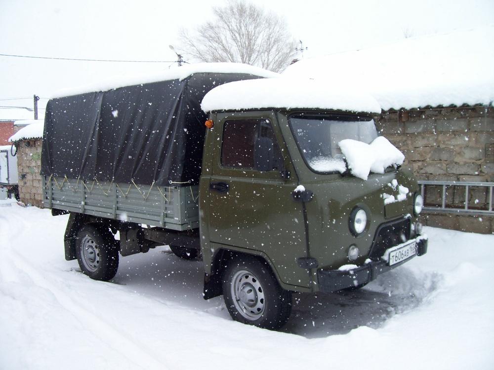 3741-8101010-10 отопитель кабины уаз-452, уаз