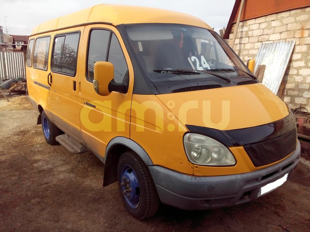 Подержанный ГАЗ Газель, отличное состояние, желтый , 2007 года выпуска, цена 140 000 руб. в Челябинской области