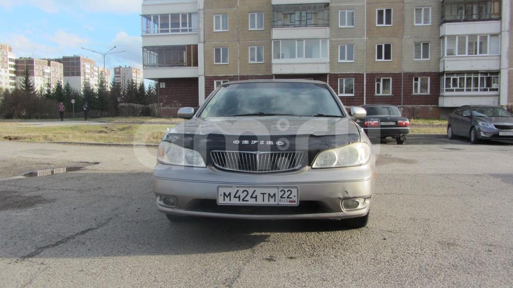 Подержанный Nissan Cefiro, отличное состояние, серый , 2001 года выпуска, цена 245 000 руб. в Томской области