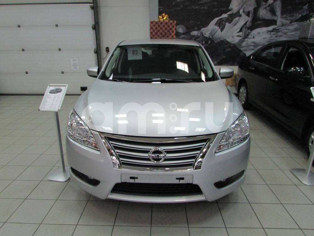 Nissan Sentra с пробегом, серебряный металлик, отличное состояние, 2015 года выпуска, цена 1 007 000 руб. в автосалоне  ()