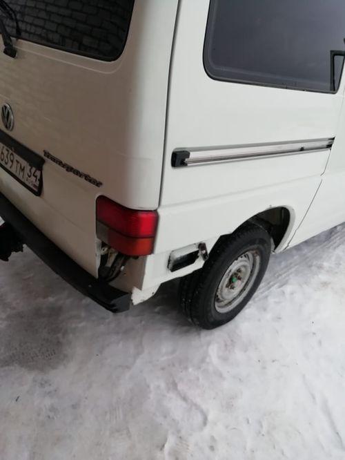 купить фольксваген транспортер с пробегом в волгоградской обл