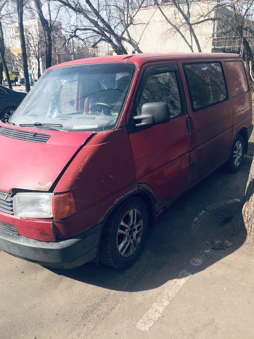 Купить фольксваген транспортер минивэн с пробегом в москве и московской транспортер 160а